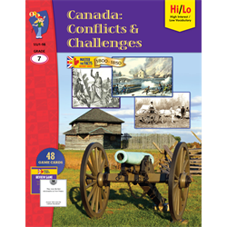 Canada Conflicts & Challenges 1800-1850 S&S