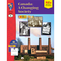 Canada: A Changing Society 1890-1914 S&S