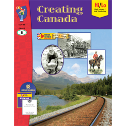 Creating Canada