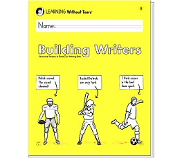 Handwriting without Tears Building Writers Book B - Grade 1