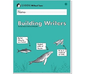 Handwriting without Tears Building Writers Book C - Grade 2