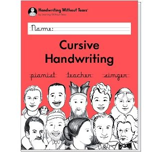 Handwriting without Tears Cursive Handwriting
