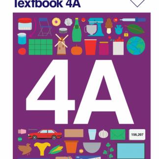 Dimensions Math Textbook 4A