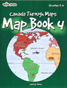 Canada Map Book 4 (Maps / Mapping Skills, BC5)