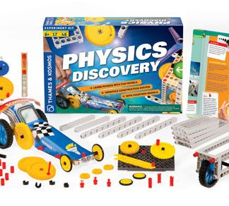 Physics Discovery Science Kits  (Gift Ideas)