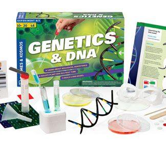 Genetics & DNA, Science Kits (BC8, BC9)