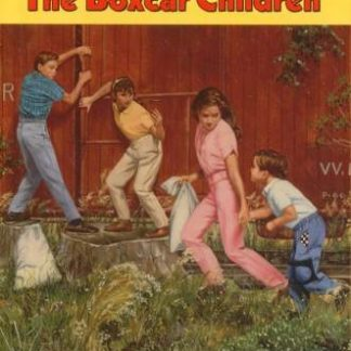 The Boxcar Children - also used with LLATL ORANGE