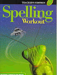 Spelling Workout C Teacher (BC3)