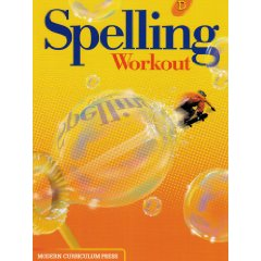 Spelling Workout D (BC4)