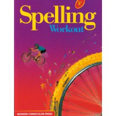 Spelling Workout F (BC6)