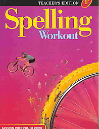 Spelling Workout F Teacher (BC6)
