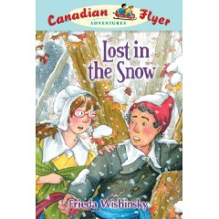 Canadian Flyer Adventures # 10 - LOST IN THE SNOW