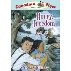Canadian Flyer Adventures # 7 - HURRY FREEDOM