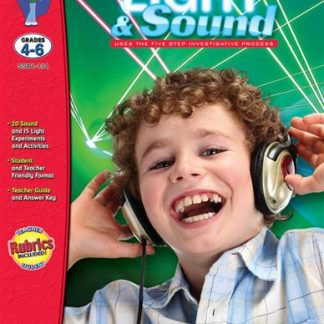 Light and Sound, S&S Grades 4-6