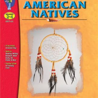 North American Natives S&S Grades 2-4 (First Nations)