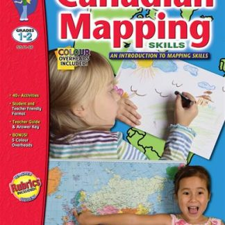 Canadian Mapping Skills, S&S Grades 1-2
