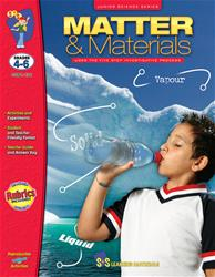 Matter & Materials, S&S Grades 4-6 (lBC6, heterogenous mixtures, gravity)