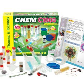 Chem C1000 Science Kits (Chemistry, BC5)