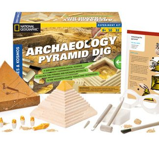 Archaeology Pyramid Dig Science Kits ***