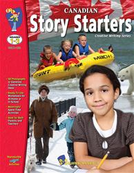 Canadian Story Starters, S&S Grades 1-3