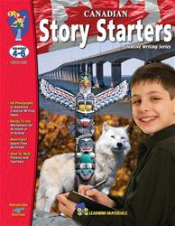 Canadian Story Starters, S&S Grades 4-6