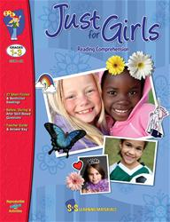 Just for Girls, S&S Grade 1-3 (Reading Comprehension)