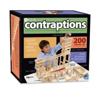 Contraptions  (Wooden Planks Set) KEVA  (Science)