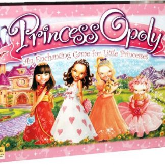 Princess-Opoly Games  (Monopoly) (Gift Ideas)