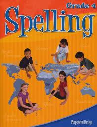 ACSI Spelling 4 Workbook SALE PRICE only while stock lasts
