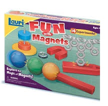 My First Fun with Magnets Science Kit (Gift Ideas, STEM, BC2)