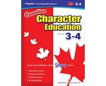 Character Education Grades 3-4 Canadian