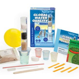 Global Water Quality Science Kits ***