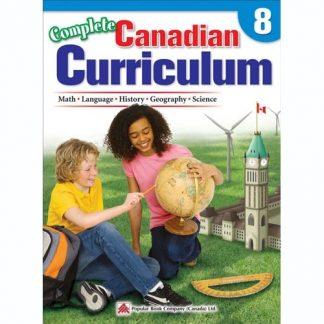 Complete Canadian Curriculum Grade 8