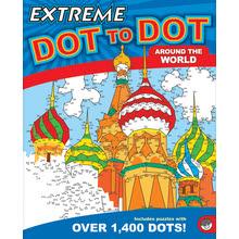 Extreme Dot to Dot  Around the World  (Gift Ideas)