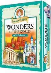 Professor Noggins, Wonders of the World Games