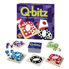 Qbitz, Visual Dexterity Cubed Games (q-bitz Gift Ideas)