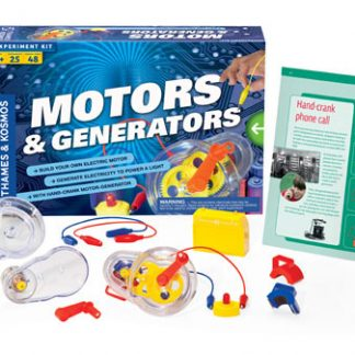 Motors & Generators Science Kits  (Gift Ideas)
