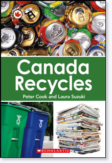 Canada Recycles, Canada Close Up
