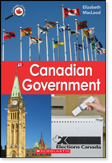Canadian Government, Canada Close Up (BC5, BC6)