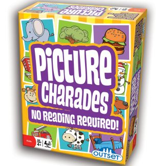 Picture Charades Game (Gift Ideas)