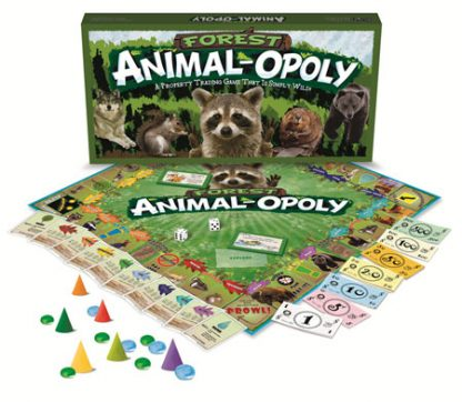 Forest Animal-Opoly Games