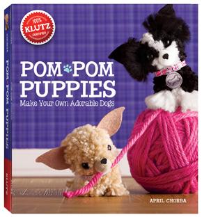 Klutz Pom Pom Puppies  (Gift Ideas)