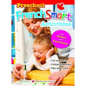 French Smart Preschool Activities