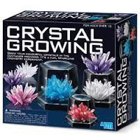 Crystals Growing Experimental Science Kits  (Gift Ideas, STEM, BC7)