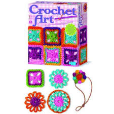 Crochet Easy to do Kit (Gift Ideas)