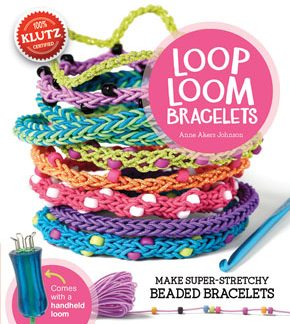 Klutz Loop Loom Bracelets  (Gift Ideas)