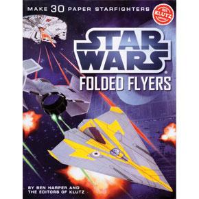 Klutz Star Wars Folded Flyers  (Gift Ideas)