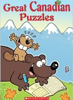 Great Canadian Puzzles  (Gift Ideas)