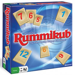 Rummikub Game (Math game,  stragegy)