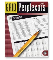 Grid Perplexors Level D Gr. 7 and up